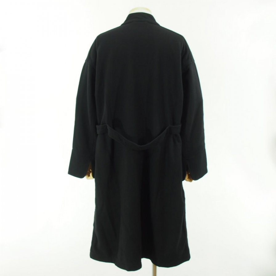 Engineered Garments - MG Coat - 20oz Melton - Black