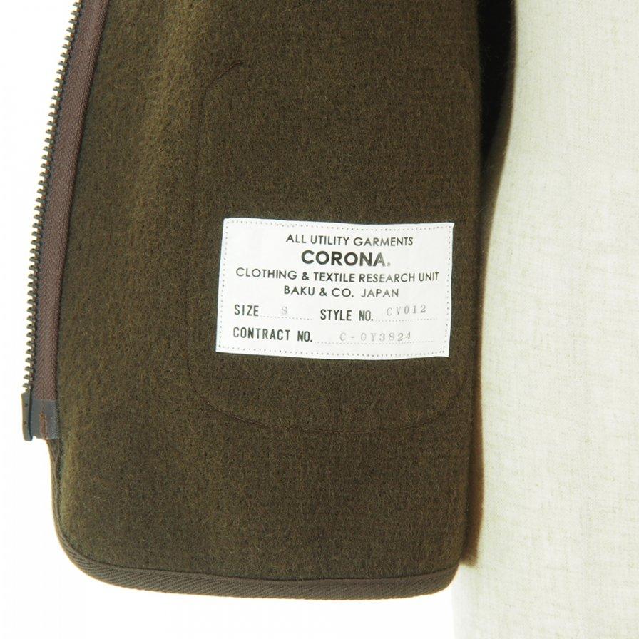 CORONA - Pistachio - Beach Cloth - Brown Khaki Heather