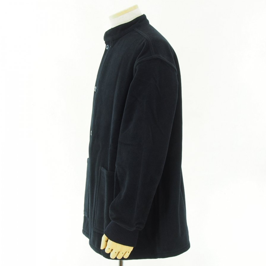 Needles - Stan Collar Army Shirt - W/N Shaggy - Navy
