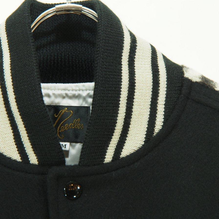 Needles - Award Jacket - W/N Beaver - Black