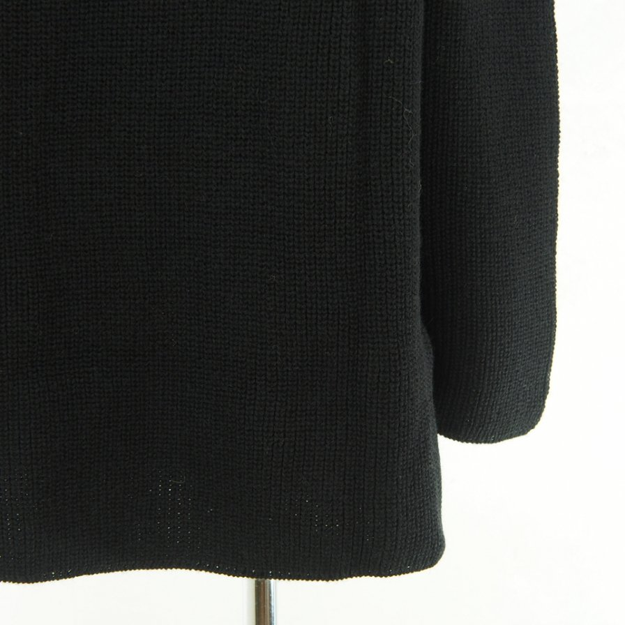 NOMA t.d. - Big Stripe Sweater - Black