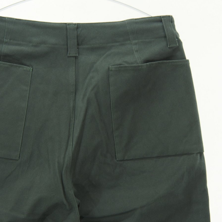 STILL BY HAND - Buggy Pant - Grey