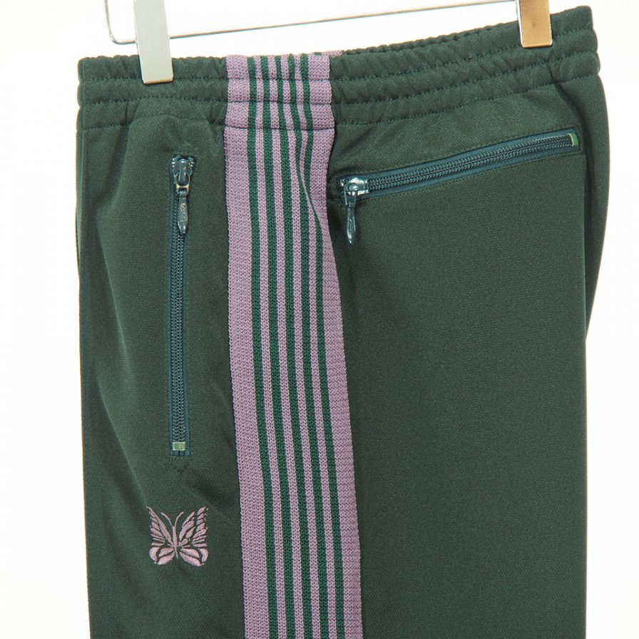 Needles - Track Pant - Poly Smooth - Green