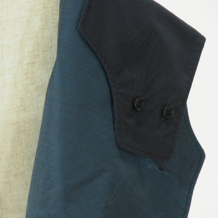 Engineered Garments - Cover Vest - High Count Twill - Dk.Navy