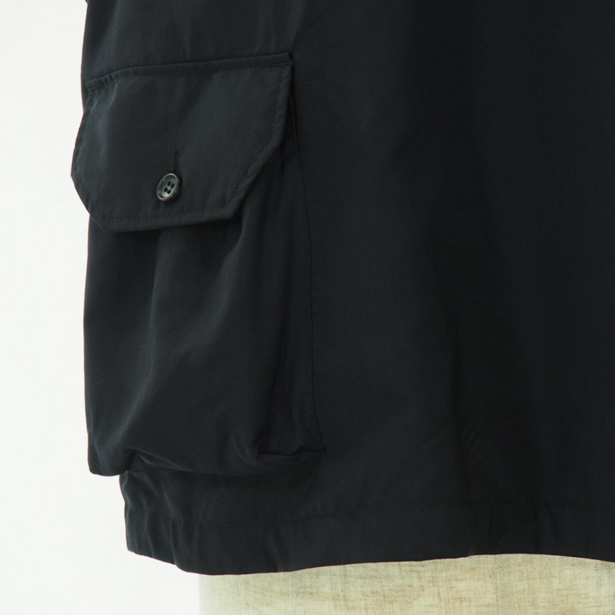 Engineered Garments - Cover Vest - Tropical Wool - Dk.Navy
