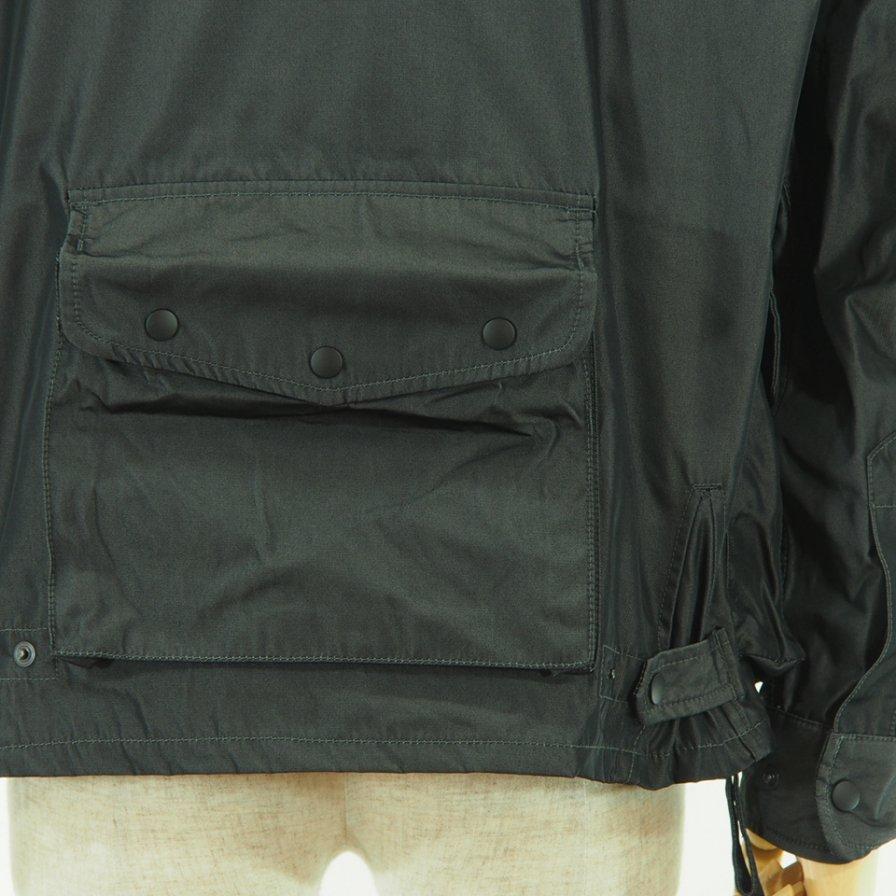 South2 West8 サウスツーウエストエイト - Tenkara Shirt - Poly Gabardine - Charcoal