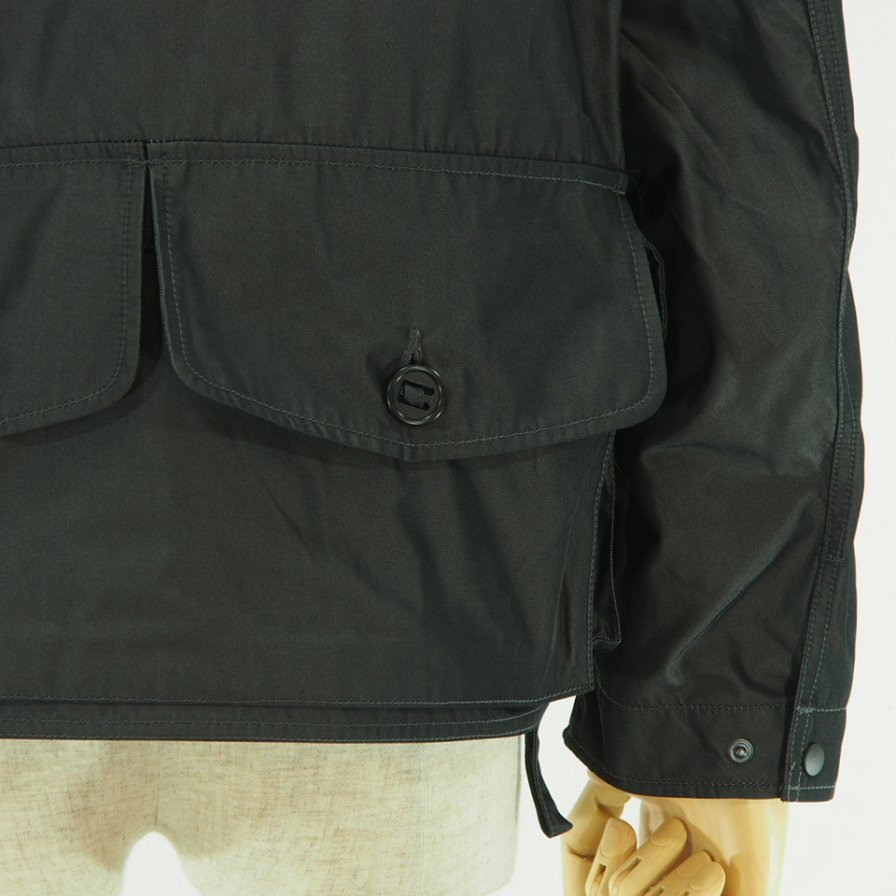 South2 West8 - Tenkara Jacket - Poly Gabardine - Charcoal