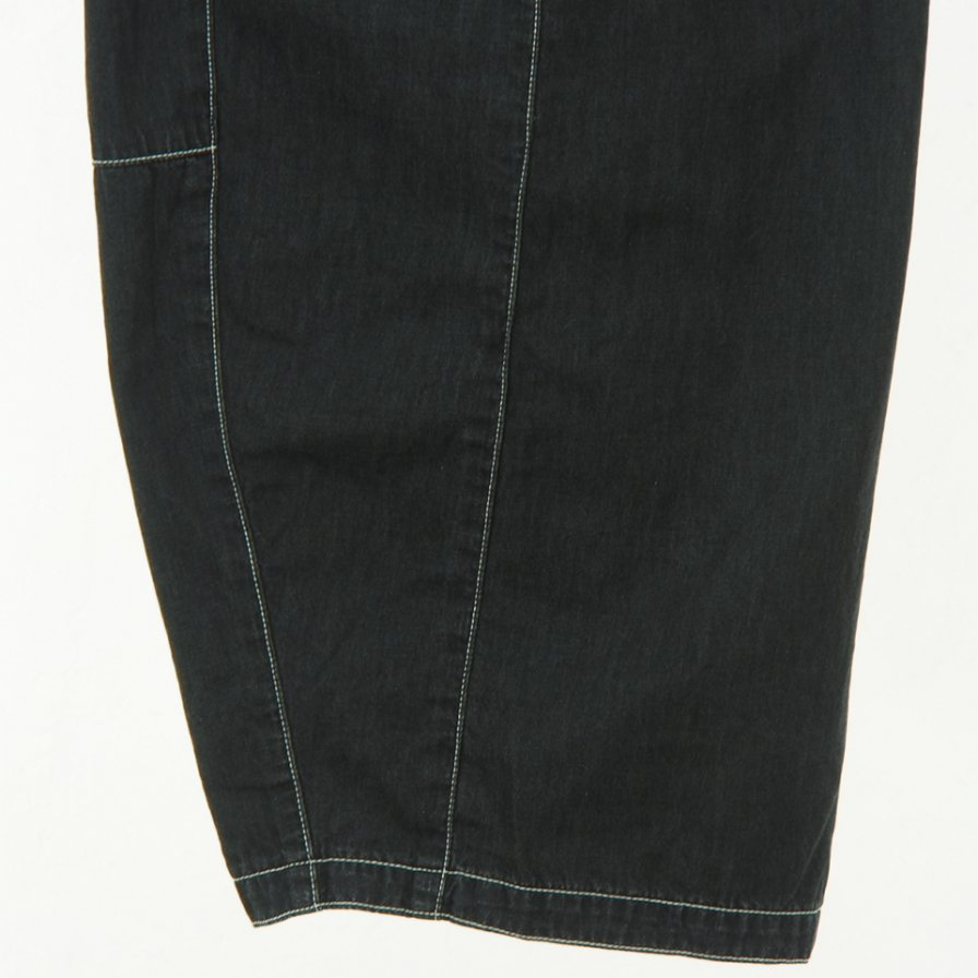 Needles - H.D. Pant - 6oz Denim - Black