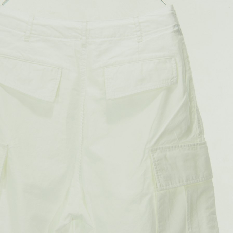 Needles - H.D. Pant - BDU - Off White