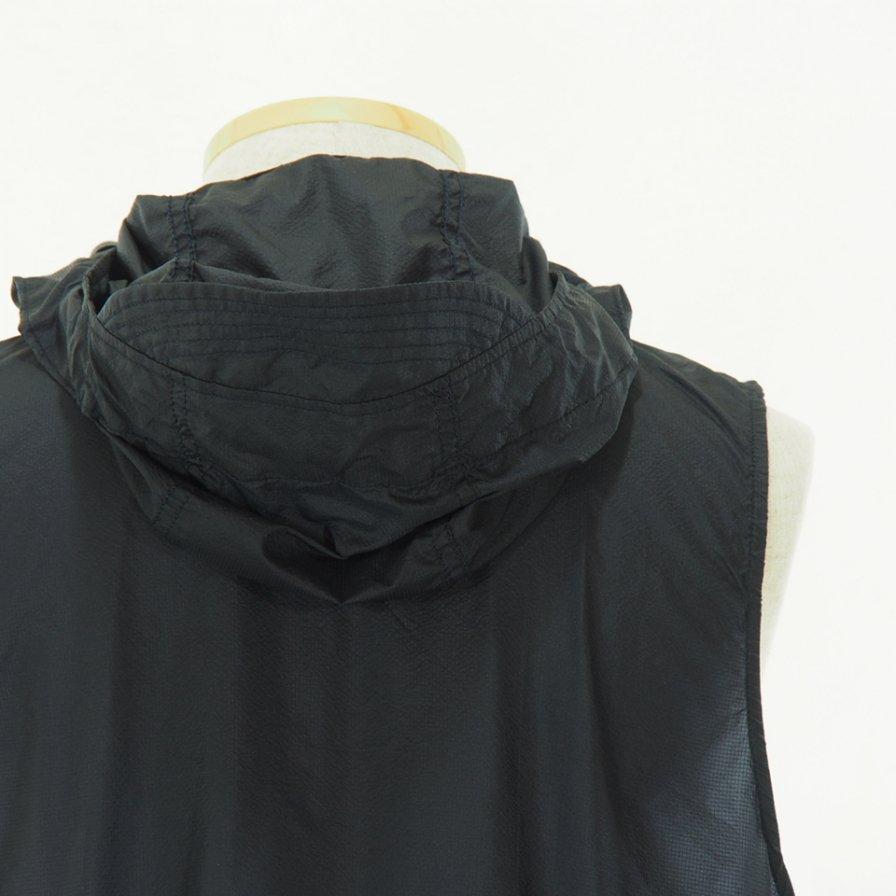 Engineered Garments - Field Vest - Nylon Micro Ripstop - Navy