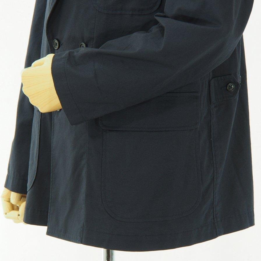 Engineered Garments - DL Jacket - High Count Twill - Dk.Navy