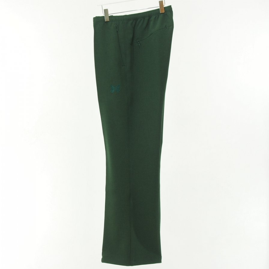 Needles - Warm Up - Boot Cut Pant - Pe/Pu Double Cloth - Green