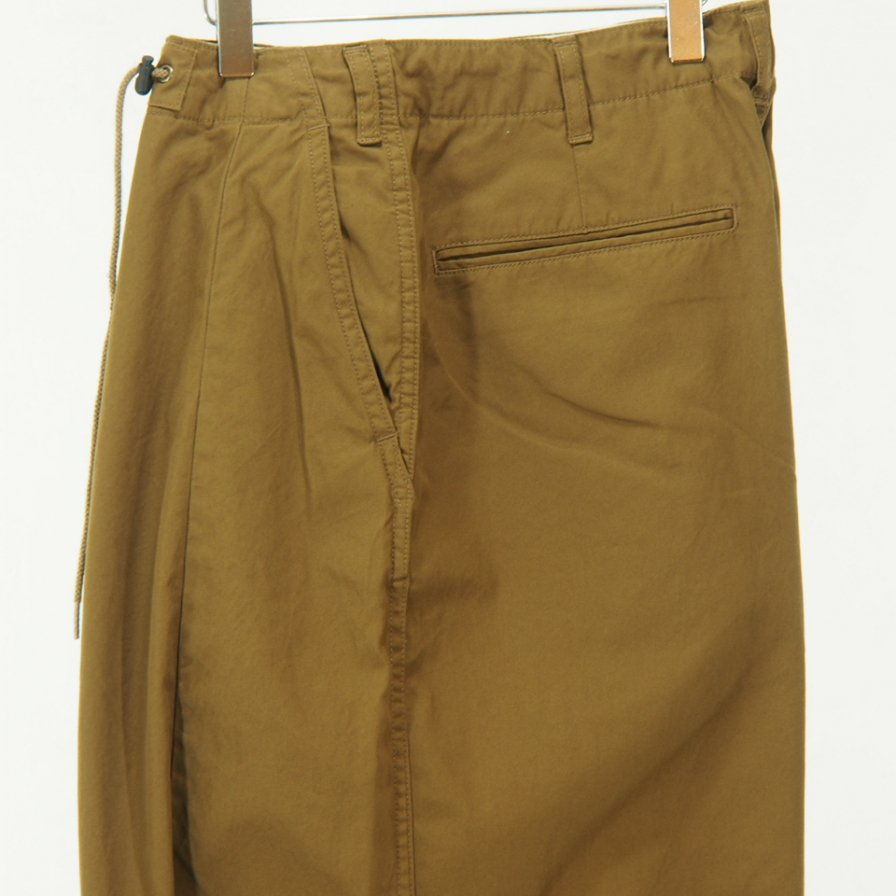 Needles - H.D. Pant - Military - Brown