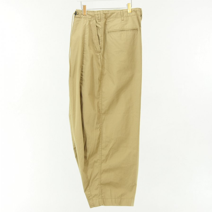 Needles - H.D. Pant - Military - Khaki