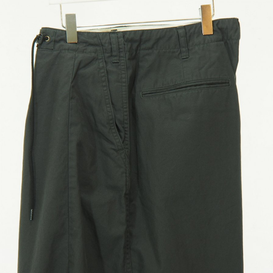 Needles - H.D. Pant - Military - Charcoal