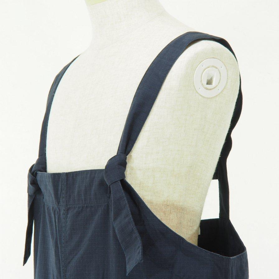 Engineered Garments - Overalls - Cotton Ripstop - Navy