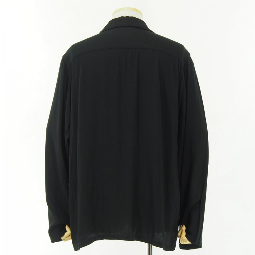 NOMA t.d. - Dream Emb. Shirt - Black