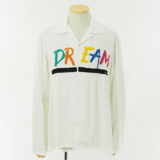 NOMA t.d. - Dream Emb. Shirt - White