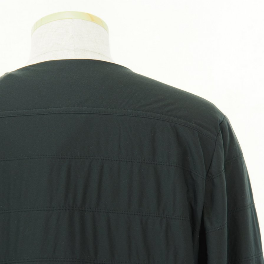 snow peak スノーピーク - Flexible Insulated Cardigan - Black