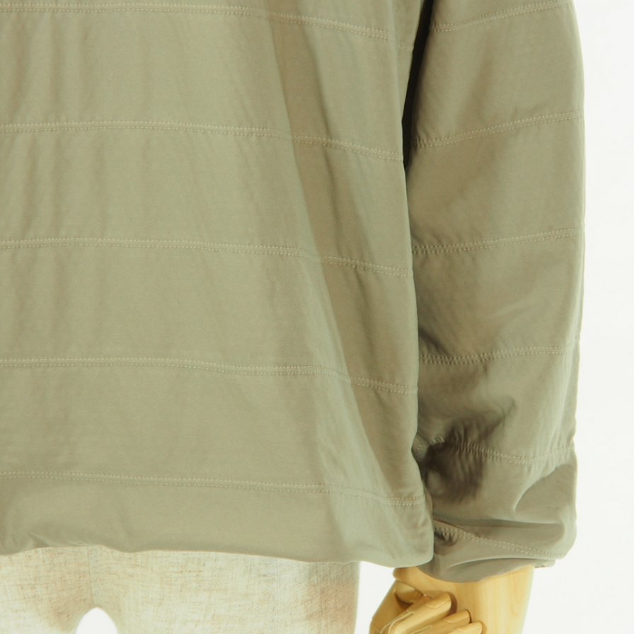 snow peak - Flexible Insulated Cardigan - Beige