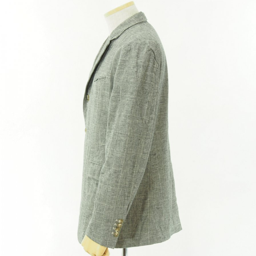 Engineered Garments - Andover Jacket -  CL Glen Plaid - Grey