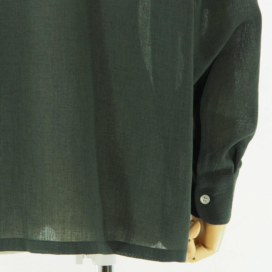 conspires - Boyled Long Sleeve Shirt - Grey