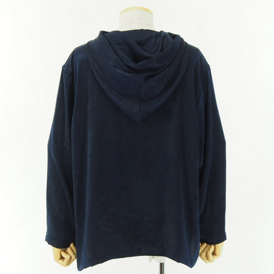conspires コンスパイアーズ - WS Hooded Parka - Navy