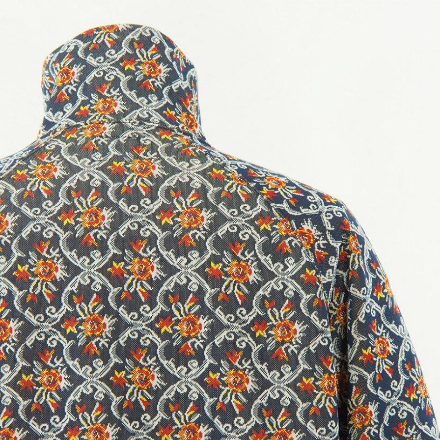 Needles - Track Jacket - Poly Jacquard - Arabesque