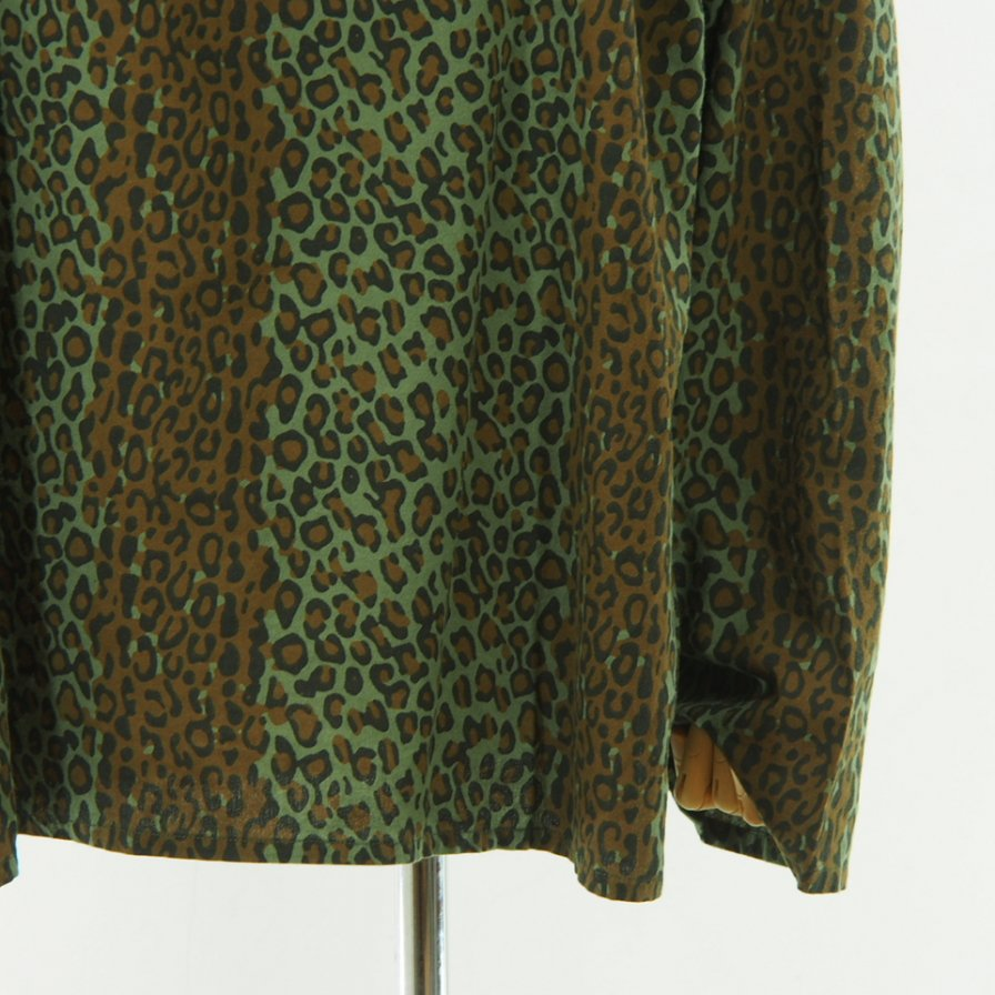 South2 West8 - Mexican Parka - Printed Flannel - Camouflage - Leopard