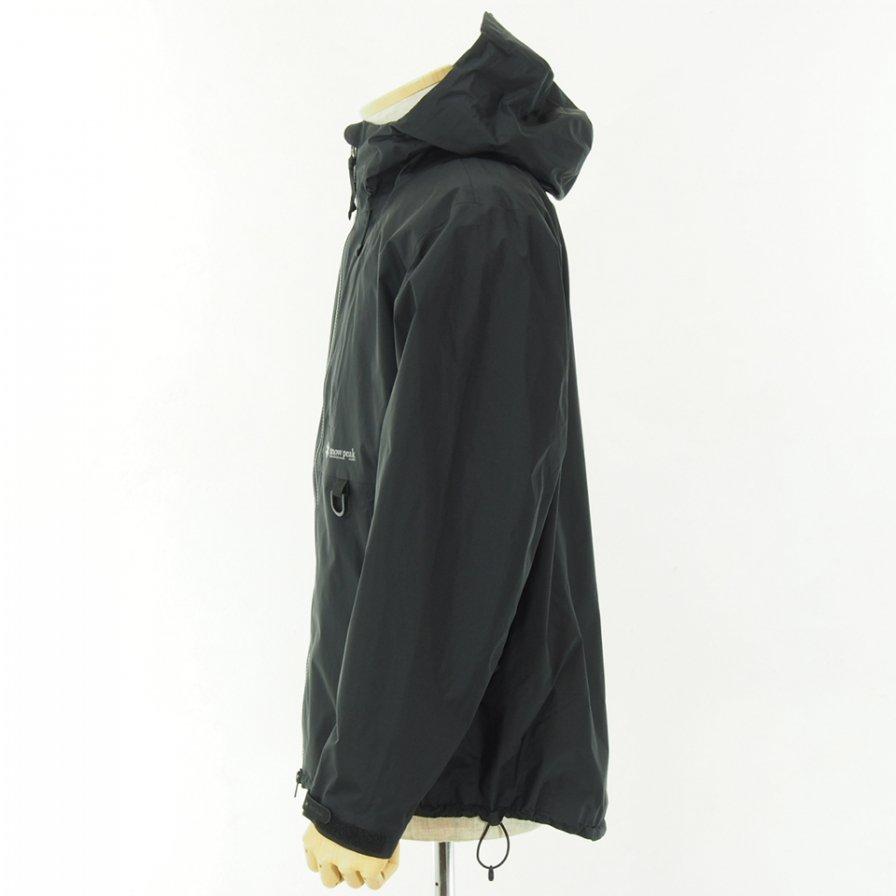 snow peak - 2.5L Wanderlust Jacket - Black