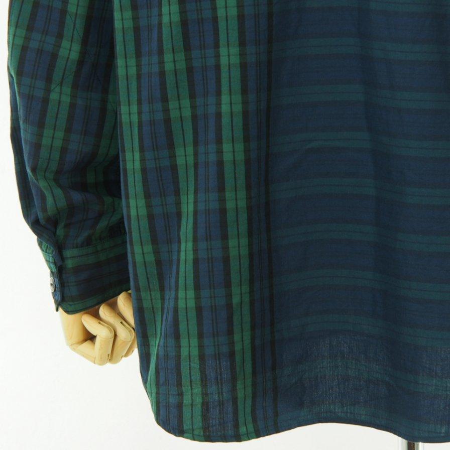 Engineered Garments - Work Shirt - Big Repeat Madras - Blackwatch