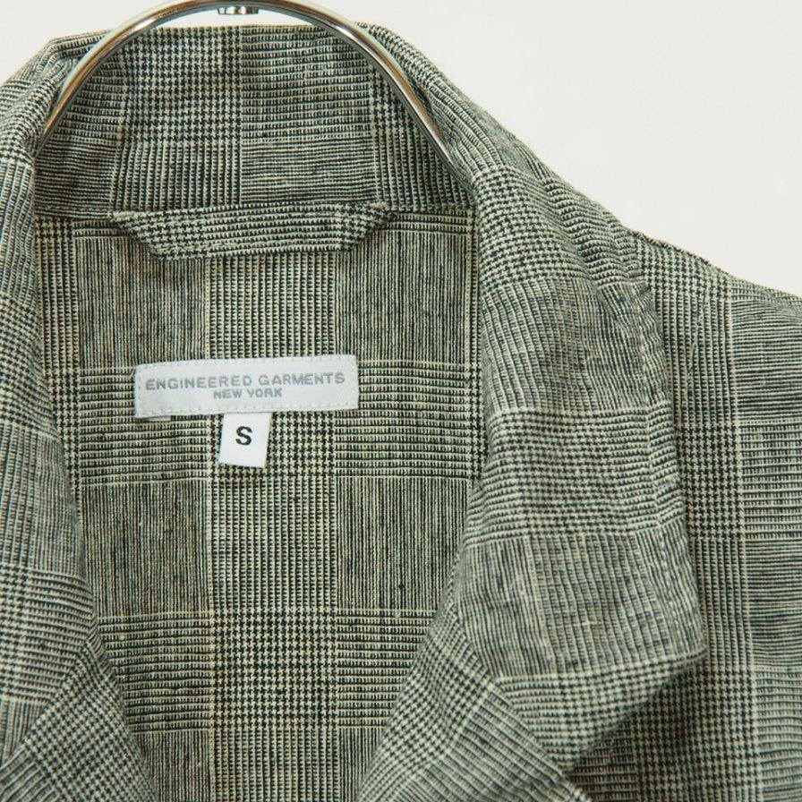 Engineered Garments - Loiter Jacket - CL Glen Plaid - Grey