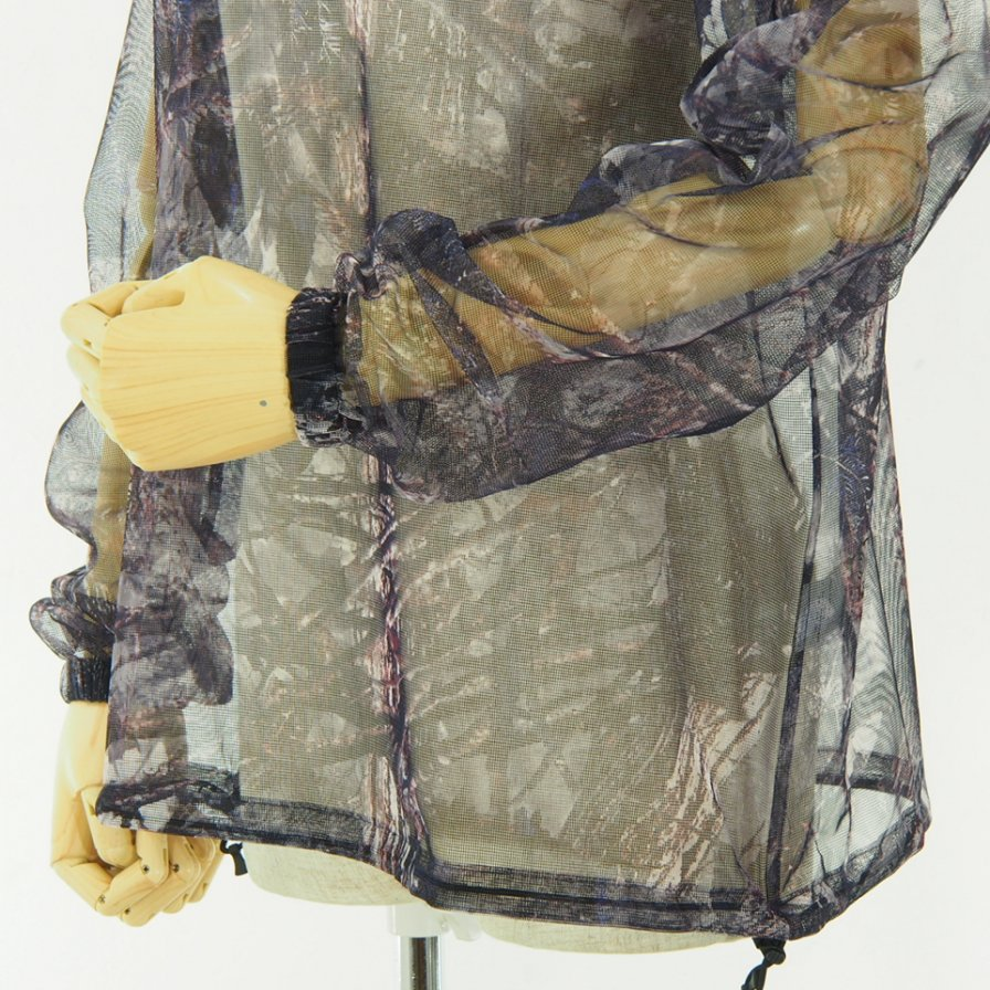 South2 West8 サウスツーウエストエイト - Bush Crew Neck Shirt - Poly Lightweight Mesh - S2W8 Camo