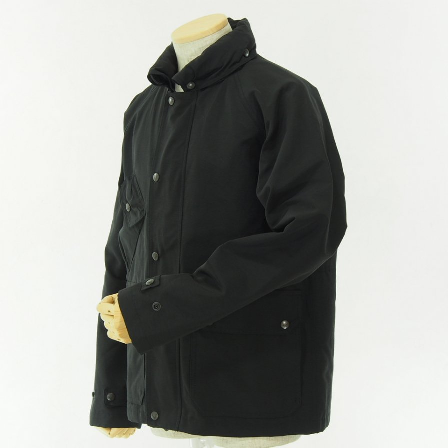 South2 West8 - Carmel Jacket - 60/40 Cloth - Black