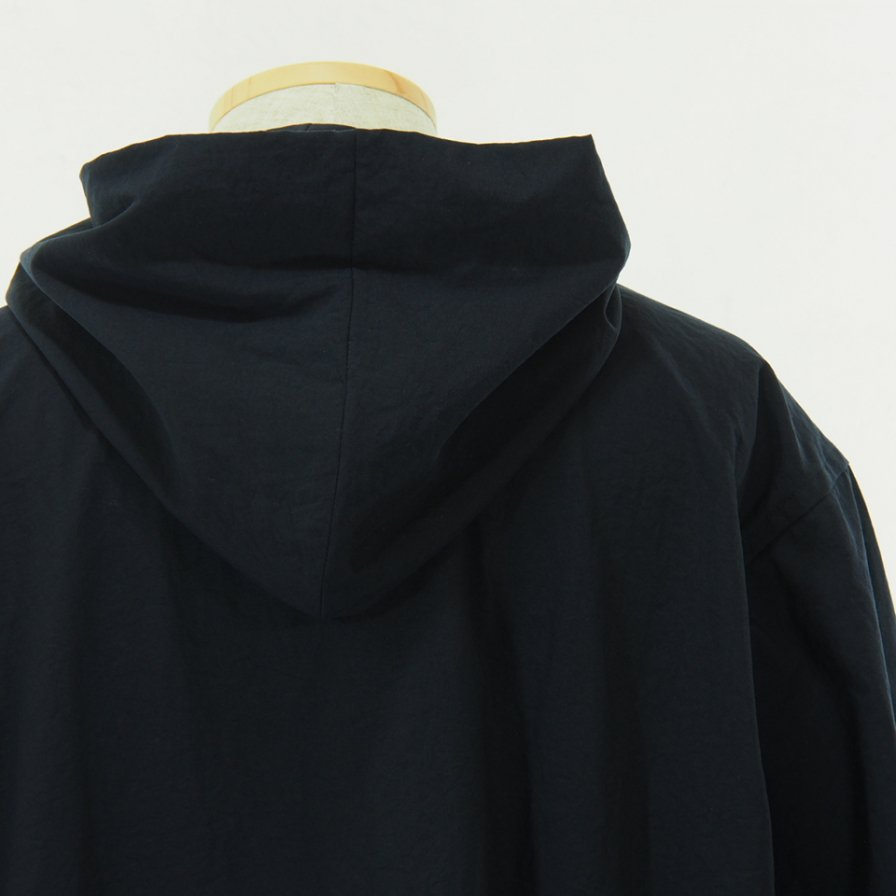 conspires - SB Hooded Coat - Navy