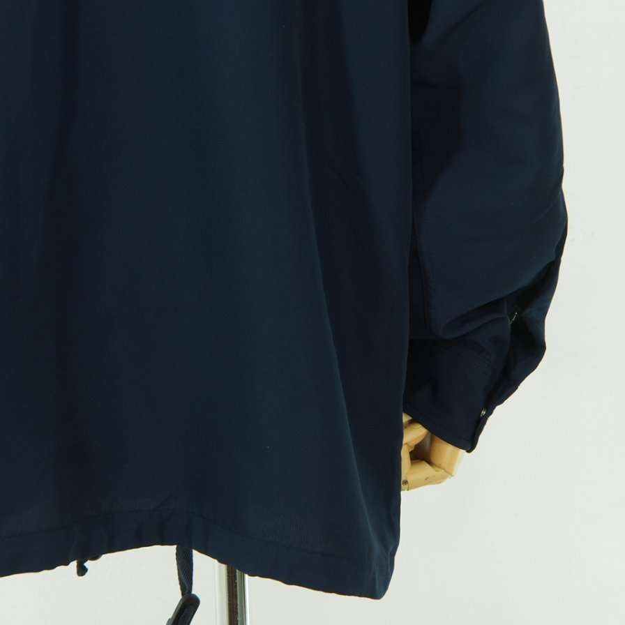 AiE - Coach Shirt - Sanded Polyester Microfiver - Navy