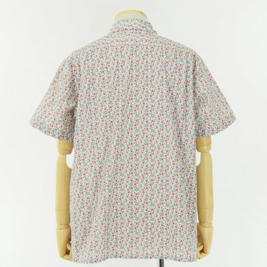 Engineered Garments - Camp Shirt - Small Floral Print