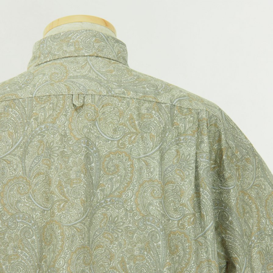 RANDT - Studio Shirt - Paisley Print - Beige