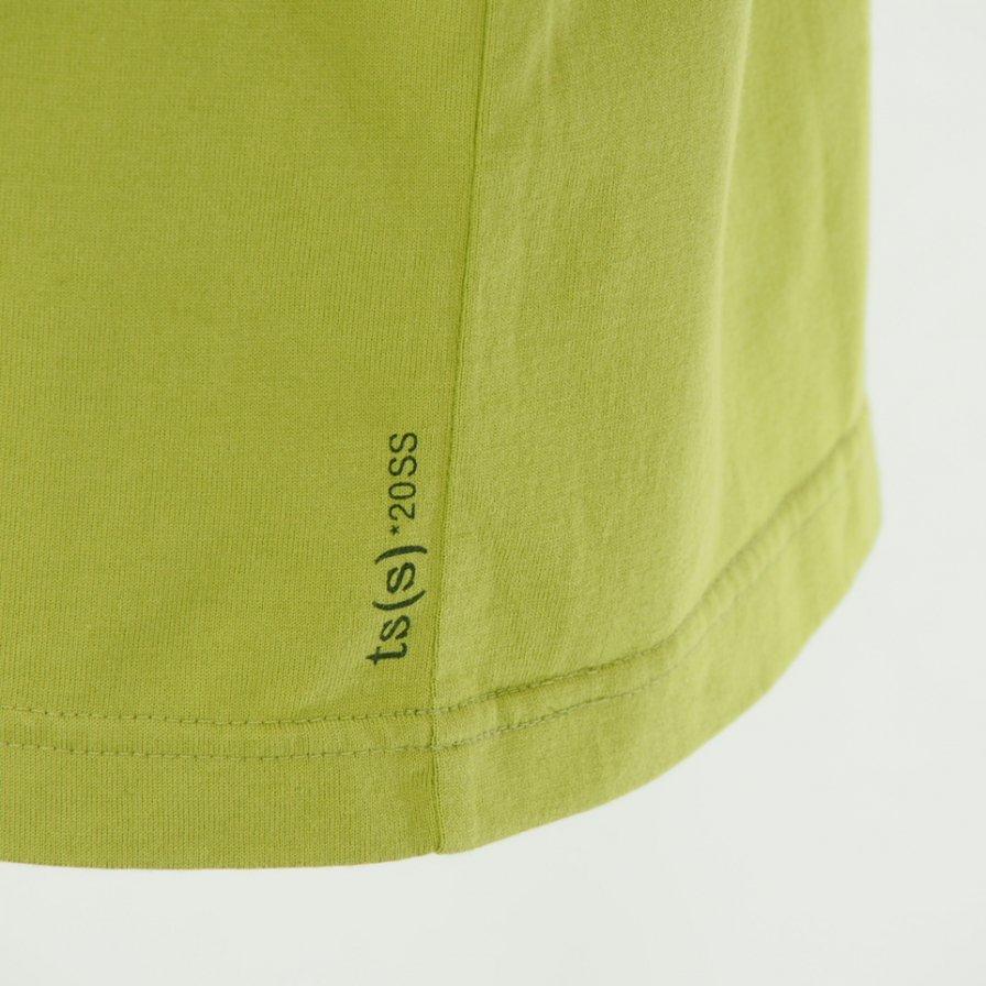 ts(s) - Line Print Tshirt - Pistachio
