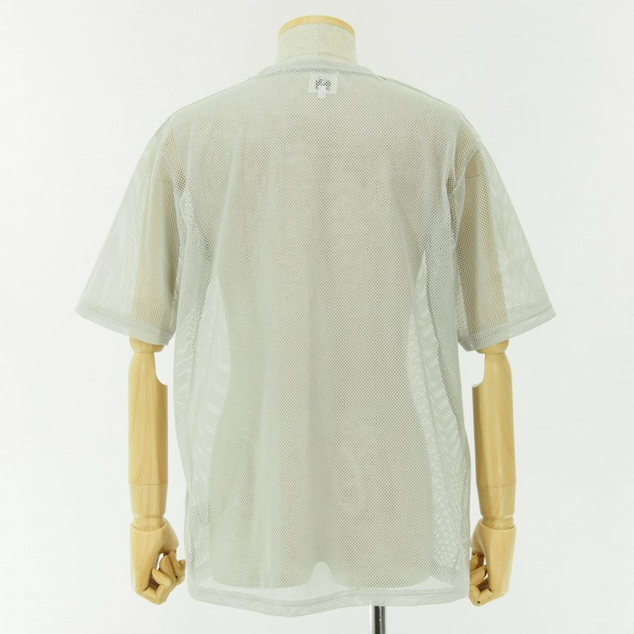 conspires - Laced Tee Short Sleeve - White