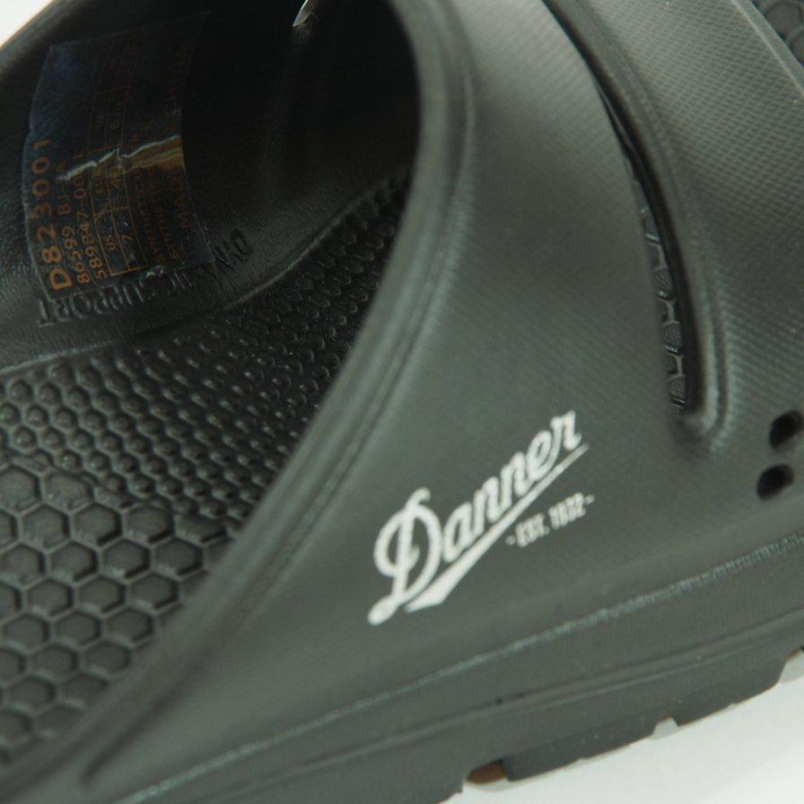 Danner - MIZUGUMO SLIDE - Black