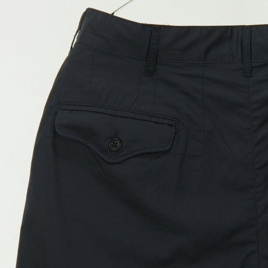 Engineered Garments - Ghurka Short - High Count Twill - Dk.Navy