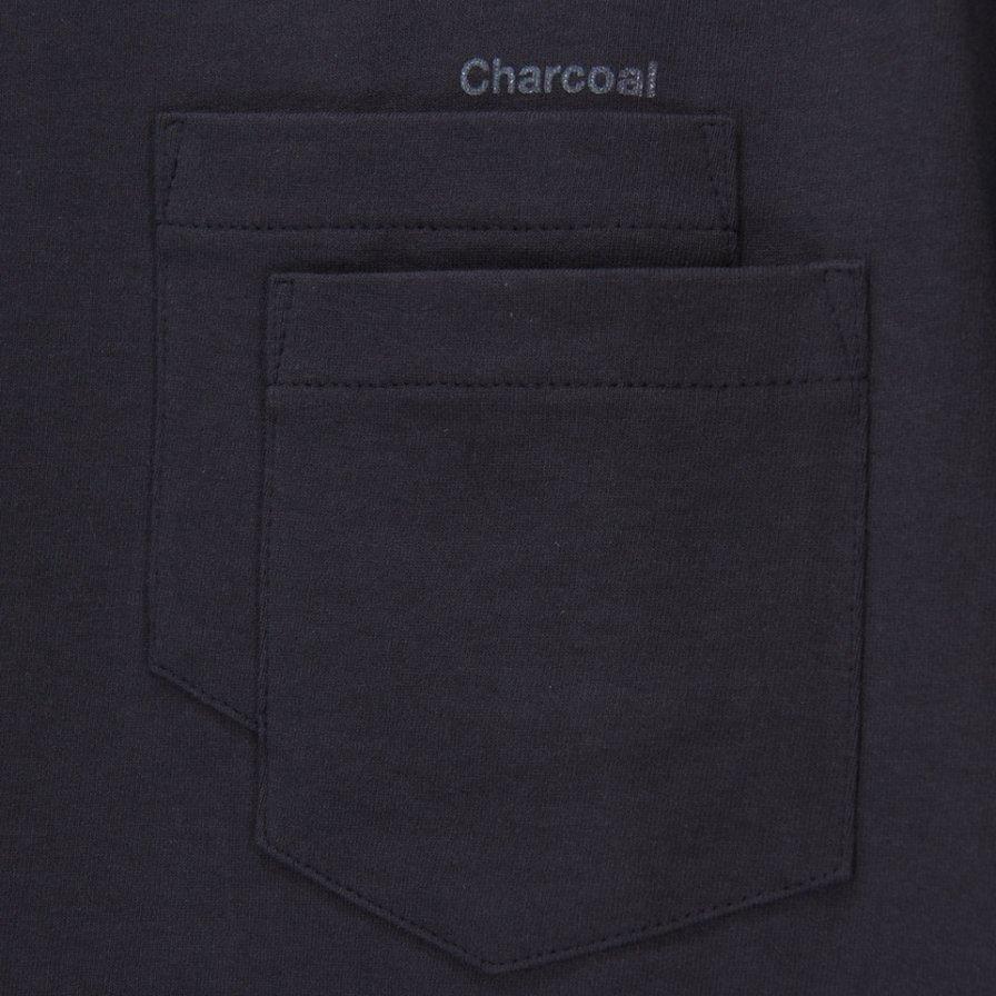 Charcoal - OC 29/USA Crew W S/S - E/Navy