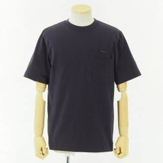 Charcoal - OC 29/USA Crew W S/S - E/Navy