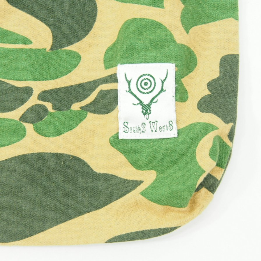 South2 West8 - Book Bag - Printed Flannel / Camouflage - Duck Hunter