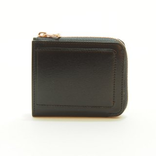 ITTI イッチ - Cristy Very Compact WLT / C.Calf クリスペルカーフ - Black