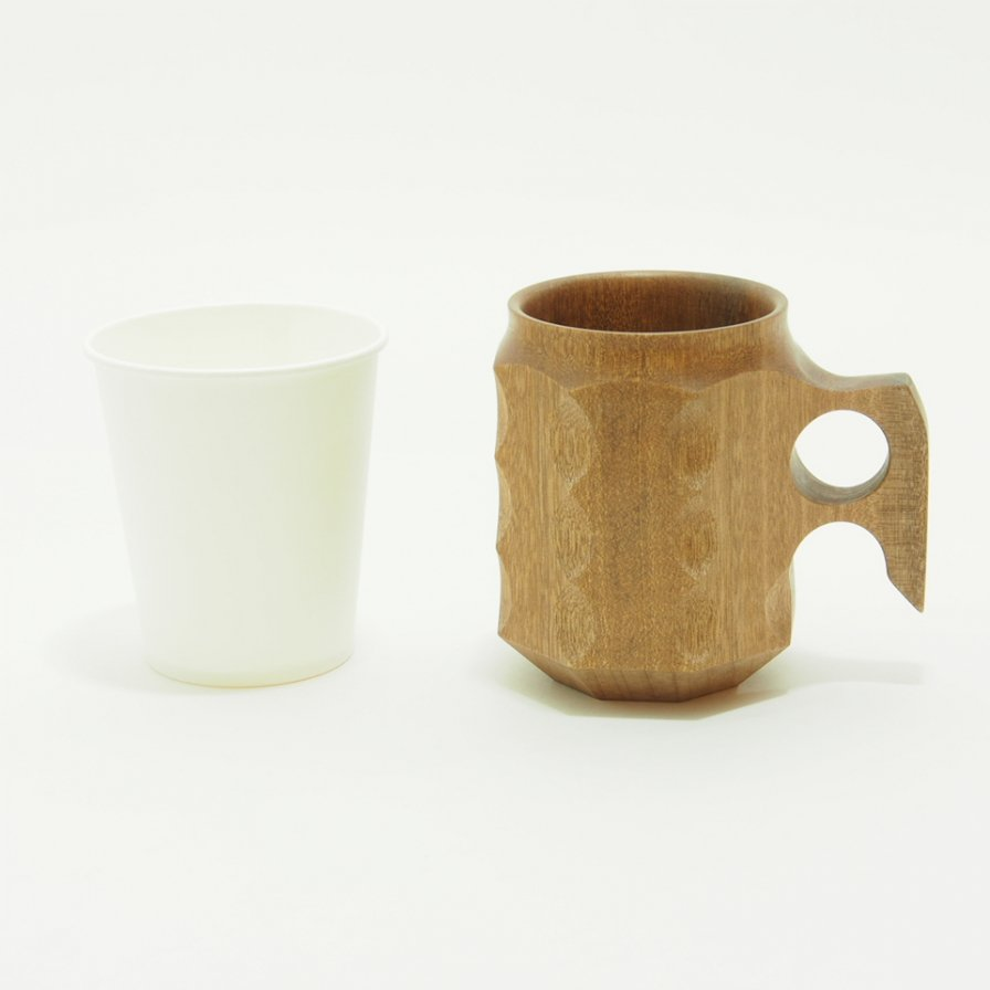 AKIHIRO WOODWORKS アキヒロウッドワークス - Jincup Shizuku L ジンカップ 滴