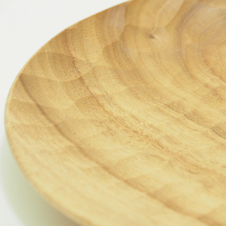 AKIHIRO WOODWORKS アキヒロウッドワークス - Wood Plate 210 ウッドプレート