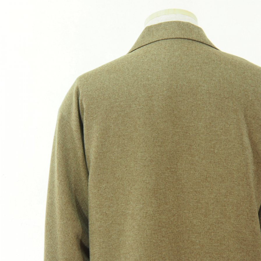 Needles ニードルズ - Miles Jacket - Poly Cloth - Brown