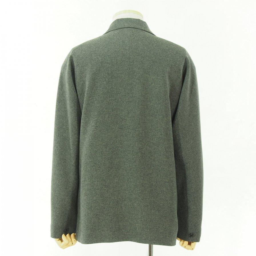 Needles ニードルズ - Miles Jacket - Poly Cloth - Grey